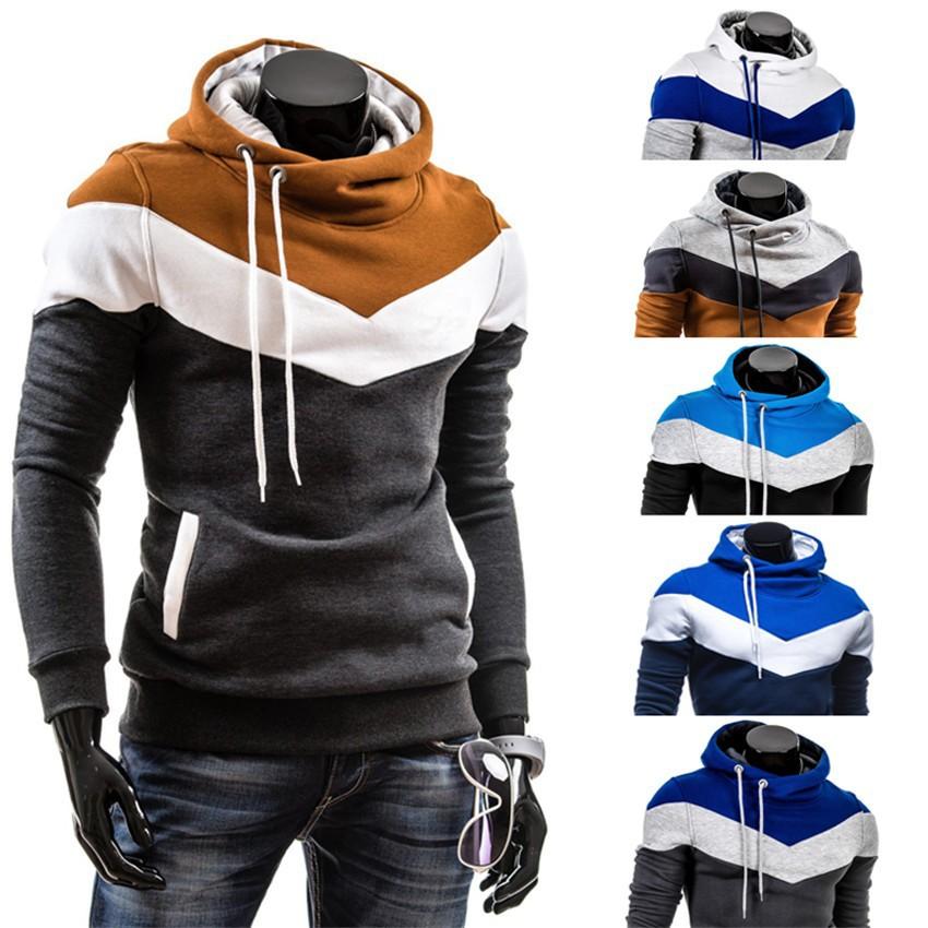 Om hoodies i många färger